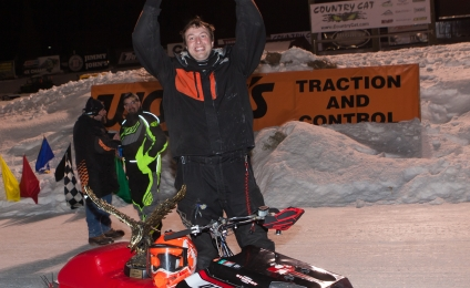 2017 Eagle River Vintage Snowmobile Championship