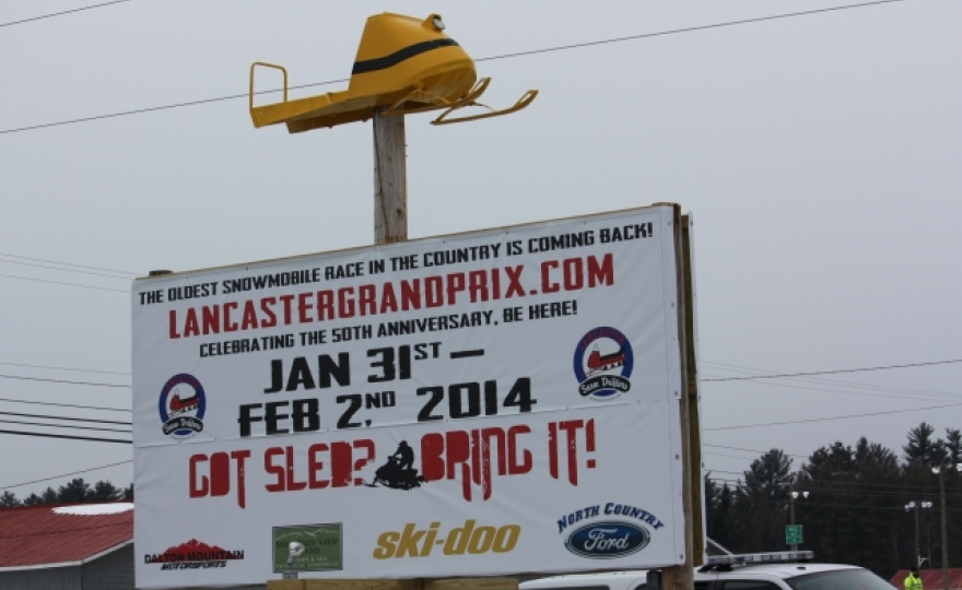 Date Changes to the Lancaster Grand Prix