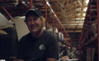 One Lungers: Harlan Hohner's Ultimate Barn Find
